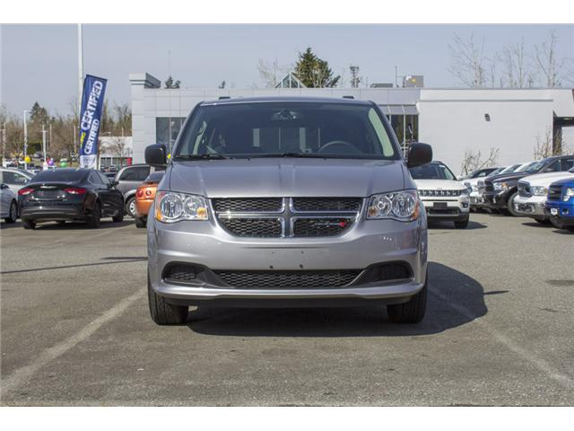 2017 Dodge Grand Caravan CVP/SXT (Stk: AG0749) in Abbotsford - Image 2 of 24