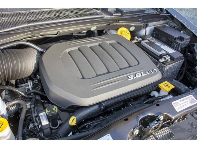 2017 Dodge Grand Caravan CVP/SXT (Stk: AG0764) in Abbotsford - Image 9 of 28