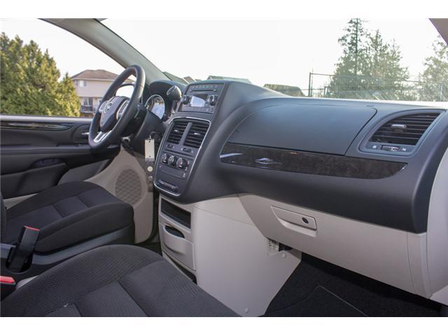 2017 Dodge Grand Caravan CVP/SXT (Stk: AG0764) in Abbotsford - Image 18 of 28