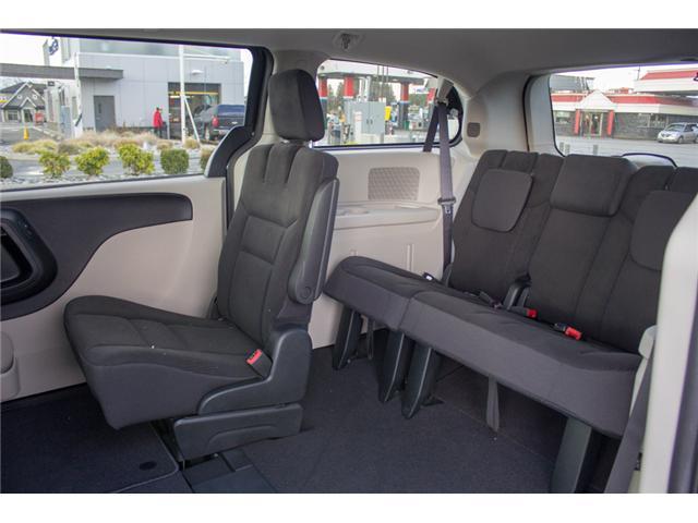 2017 Dodge Grand Caravan CVP/SXT (Stk: AG0745) in Abbotsford - Image 12 of 24