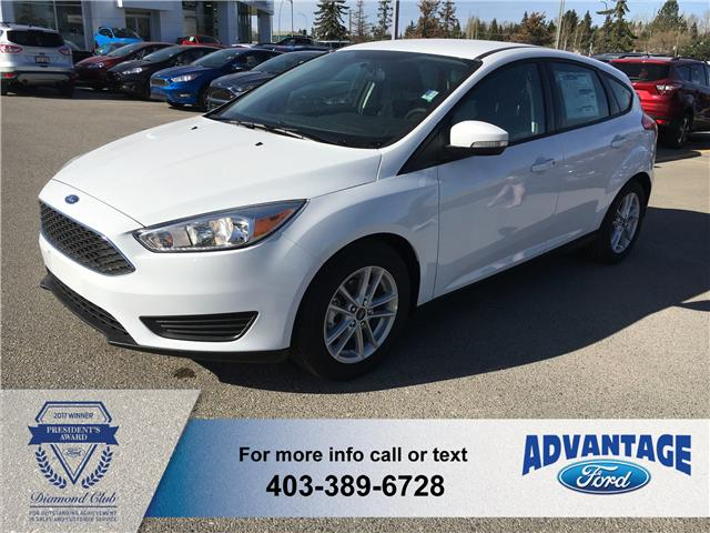 2018 Ford Focus SE (Stk: J-595) in Calgary - Image 1 of 5