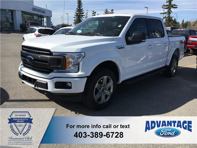 2018 Ford F-150 XLT (Stk: J-624) in Calgary - Image 1 of 6