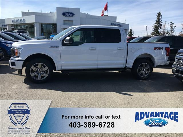 2018 Ford F-150 XLT (Stk: J-624) in Calgary - Image 2 of 6