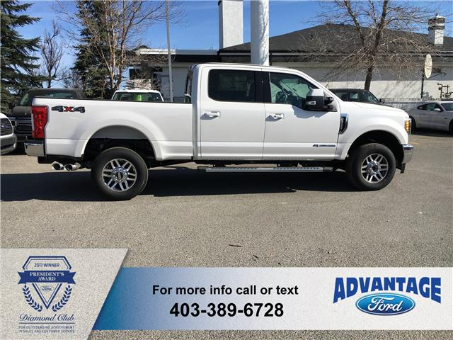 2018 Ford F-350 Lariat (Stk: J-749) in Calgary - Image 2 of 5
