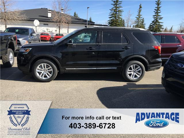 2018 Ford Explorer XLT (Stk: J-770) in Calgary - Image 2 of 6