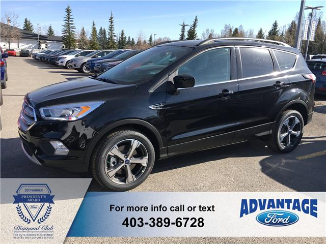 2018 Ford Escape SEL (Stk: J-794) in Calgary - Image 1 of 5