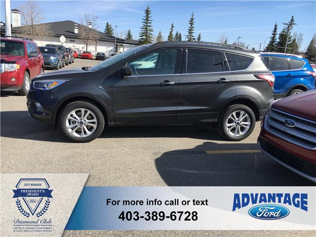 2018 Ford Escape SEL (Stk: J-834) in Calgary - Image 2 of 5