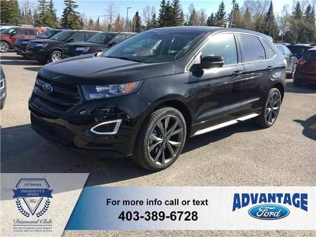 2018 Ford Edge Sport (Stk: J-859) in Calgary - Image 1 of 5