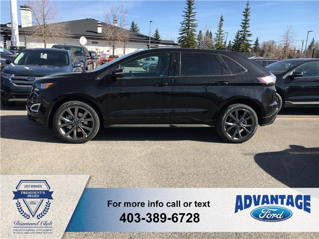 2018 Ford Edge Sport (Stk: J-859) in Calgary - Image 2 of 5