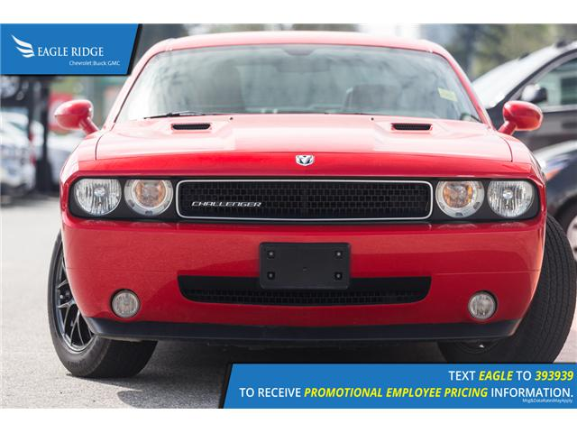 2010 Dodge Challenger SE/SXT (Stk: 107980) in Coquitlam - Image 2 of 18