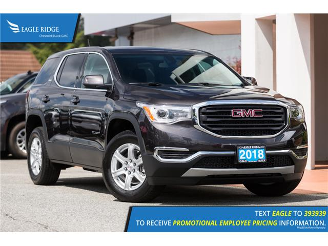 2018 GMC Acadia SLE-1 (Stk: 84209A) in Coquitlam - Image 1 of 22