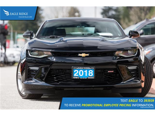 2018 Chevrolet Camaro 2SS (Stk: 83017A) in Coquitlam - Image 2 of 21