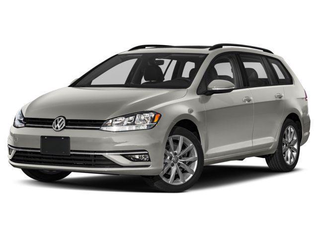 2018 Volkswagen Golf SportWagen 1.8 TSI Comfortline (Stk: JG764373) in Surrey - Image 1 of 9