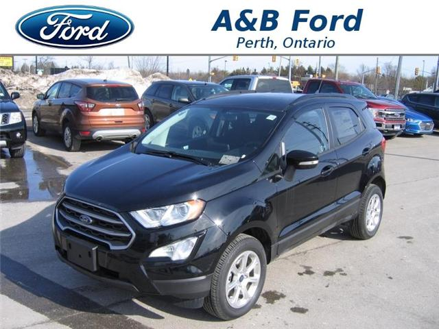 2018 Ford EcoSport SE (Stk: 18161) in Perth - Image 1 of 12