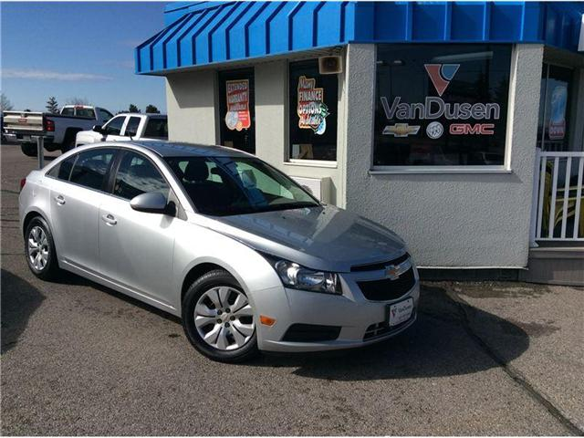 2014 Chevrolet Cruze 1LT (Stk: B7101) In Ajax   Image 1 Of 22 ...
