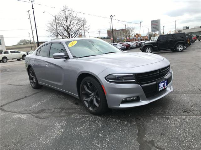 2017 Dodge Charger SXT (Stk: 44454) in Windsor - Image 1 of 11