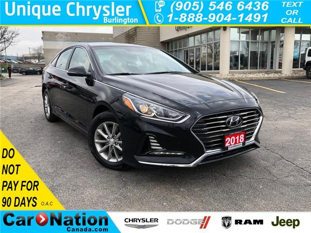 2018 Hyundai Sonata 2.4 Sport|BACK UP CAMERA|BLUETOOTH|HEATED SEATS| (Stk: DR86) in Burlington - Image 1 of 17