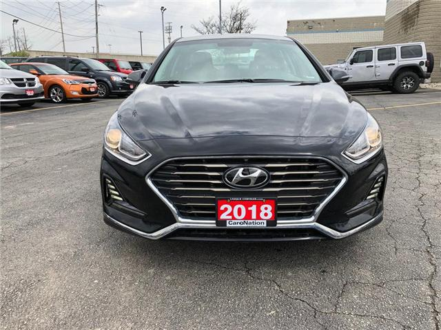 2018 Hyundai Sonata 2.4 Sport|BACK UP CAMERA|BLUETOOTH|HEATED SEATS| (Stk: DR86) in Burlington - Image 2 of 17