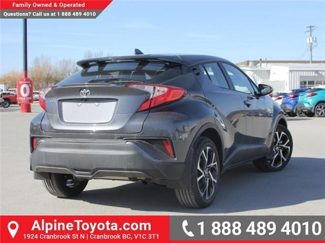 2018 Toyota C-HR XLE (Stk: R034410) in Cranbrook - Image 5 of 16