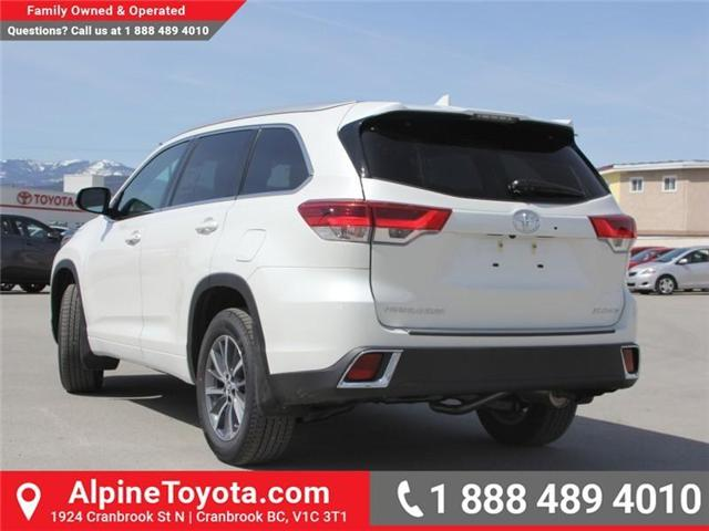 2018 Toyota Highlander  (Stk: S544831) in Cranbrook - Image 3 of 19
