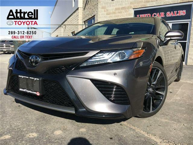 2018 Toyota Camry  (Stk: 40271A) in Brampton - Image 1 of 30