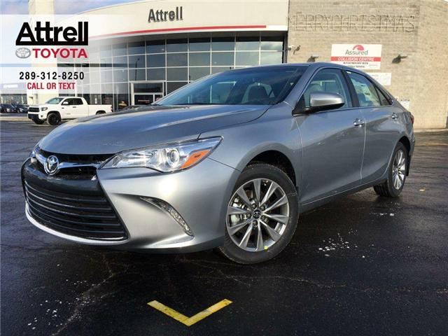 2017 Toyota Camry for sale in Brampton - Attrell Toyota