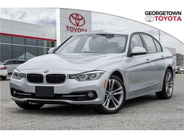2018 BMW 330 i xDrive (Stk: 18-12995) in Georgetown - Image 1 of 21