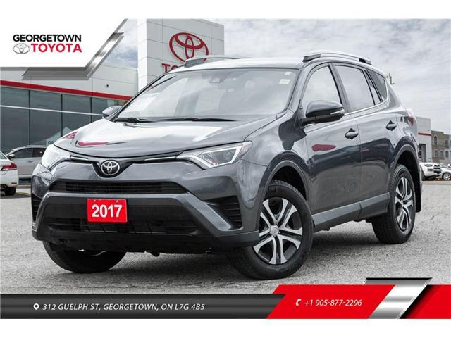 2017 Toyota RAV4 LE (Stk: 17-12708) in Georgetown - Image 1 of 18