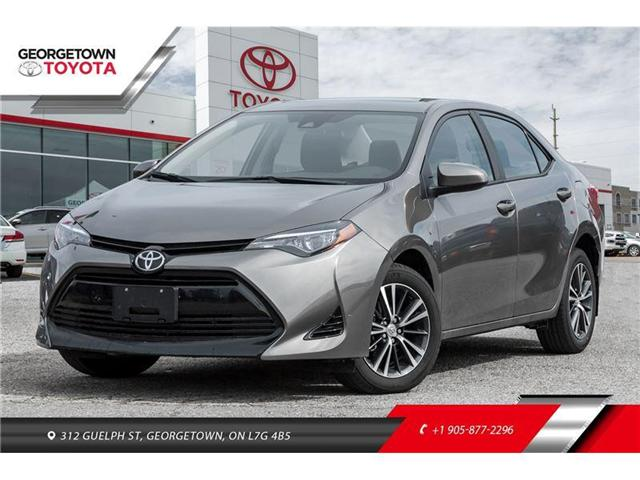 2018 Toyota Corolla LE (Stk: 18-16628) in Georgetown - Image 1 of 19