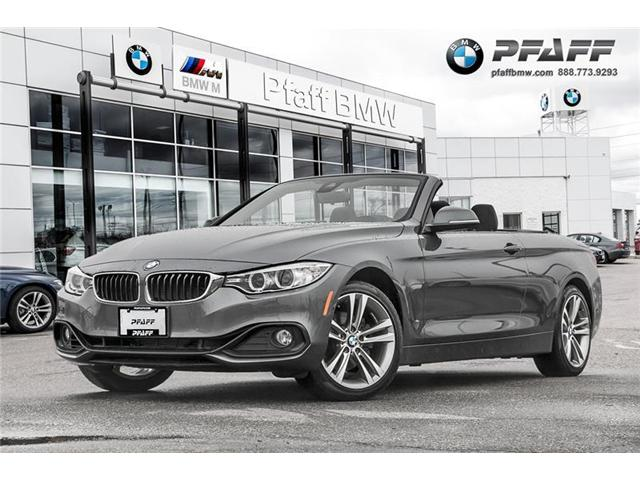 2016 BMW 428i xDrive (Stk: 20660A) in Mississauga - Image 1 of 18