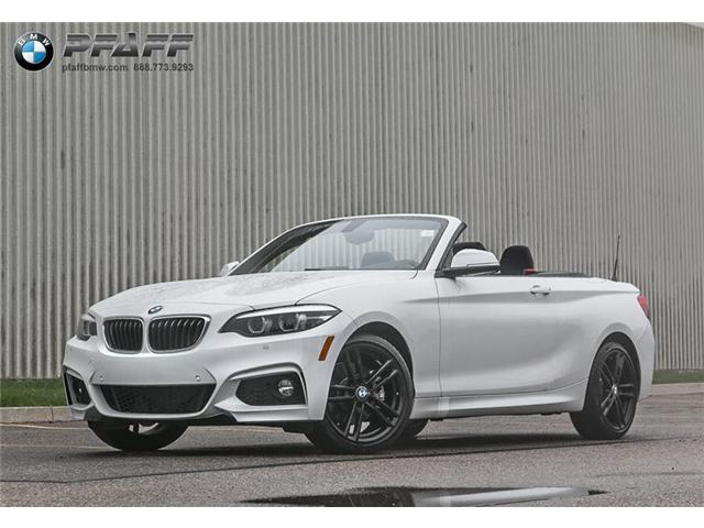 2018 BMW 230 i xDrive (Stk: 19659) in Mississauga - Image 1 of 13