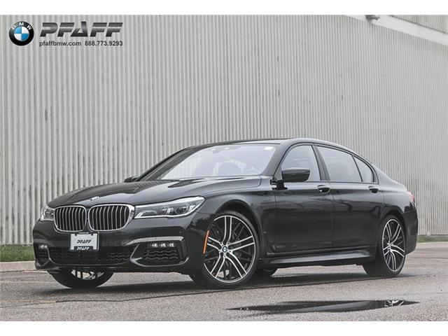2018 BMW 750 Li xDrive (Stk: 19771) in Mississauga - Image 1 of 17