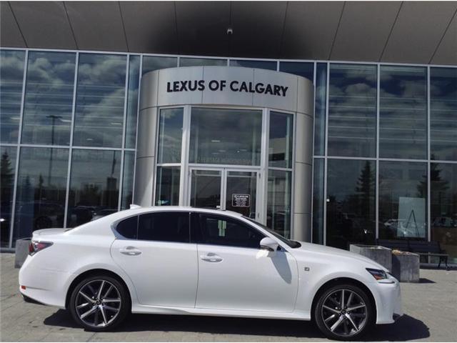 2018 Lexus GS 350 Premium (Stk: 180314) in Calgary - Image 1 of 4