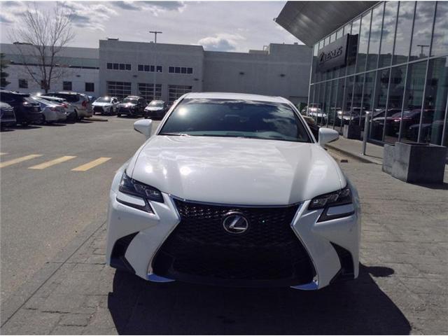 2018 Lexus GS 350 Premium (Stk: 180314) in Calgary - Image 2 of 4