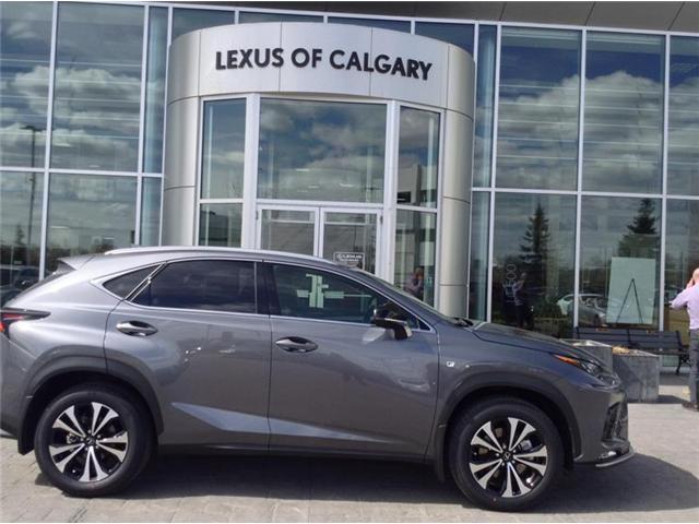 2018 Lexus NX 300 Base (Stk: 180383) in Calgary - Image 1 of 4