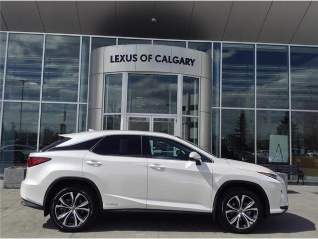 2018 Lexus RX 450h Base (Stk: 180413) in Calgary - Image 1 of 4