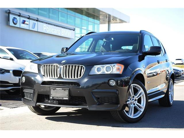 2014 BMW X3 xDrive28i (Stk: P373395A) in Brampton - Image 1 of 14