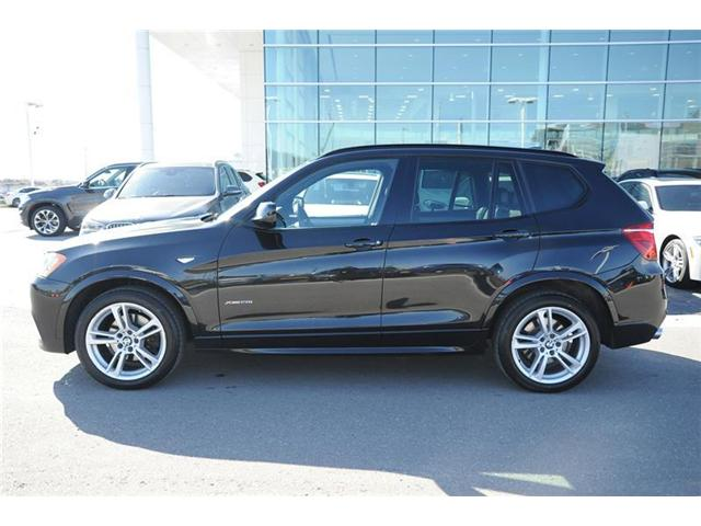2014 BMW X3 xDrive28i (Stk: P373395A) in Brampton - Image 2 of 14