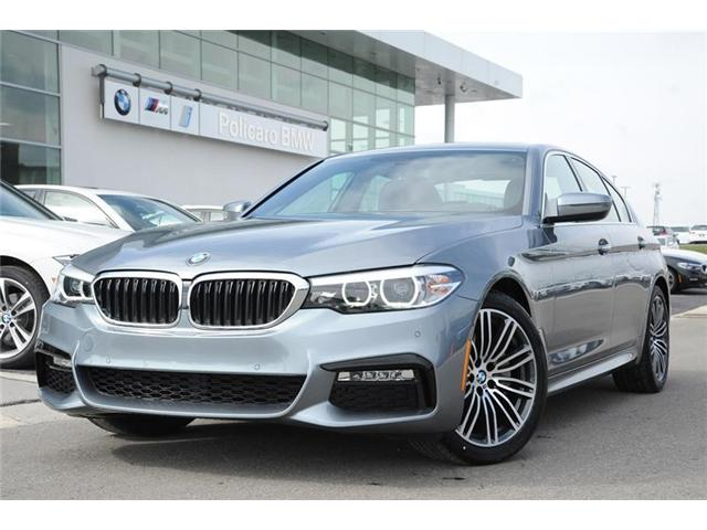 2018 BMW 540d xDrive (Stk: 8474789) in Brampton - Image 1 of 12