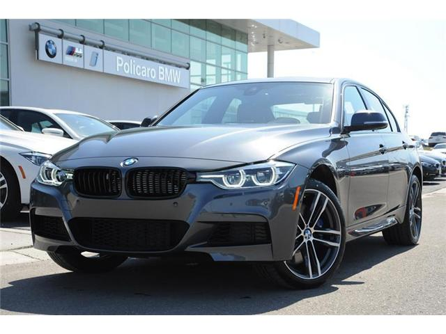 2018 BMW 340i xDrive (Stk: 8576594) in Brampton - Image 1 of 12