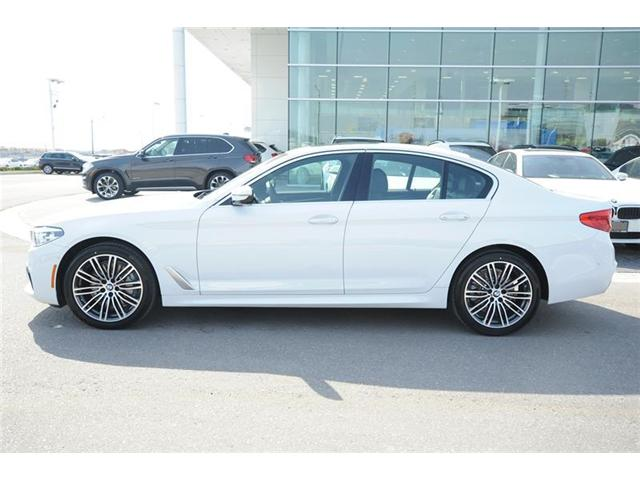 2018 BMW 530 i xDrive (Stk: 8909309) in Brampton - Image 2 of 12