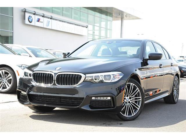 2018 BMW 530 i xDrive (Stk: 8909310) in Brampton - Image 1 of 12