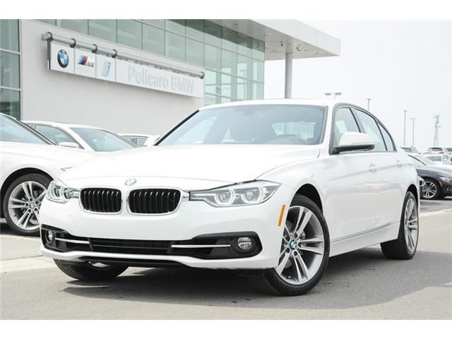 2018 BMW 330 i xDrive (Stk: 8B35169) in Brampton - Image 1 of 12