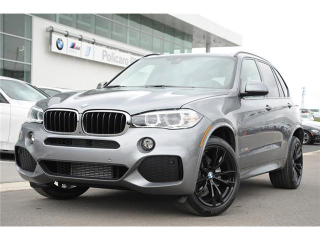 2018 BMW X5 xDrive35d (Stk: 8Y20694) in Brampton - Image 1 of 12