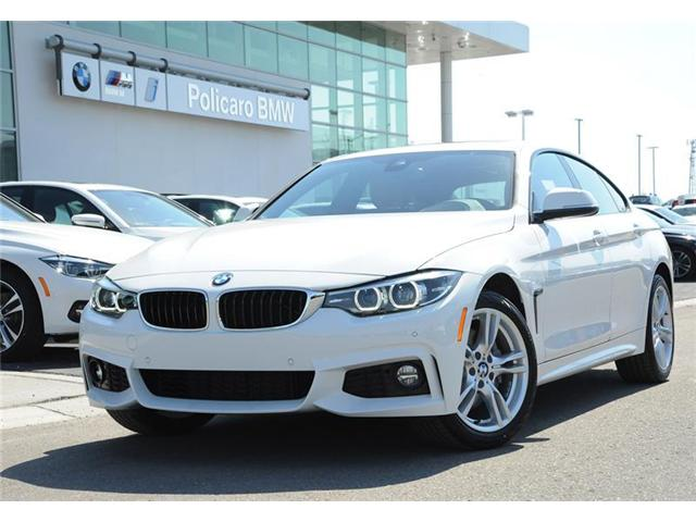 2019 BMW 430 Gran Coupe i xDrive (Stk: 9L05145) in Brampton - Image 1 of 12