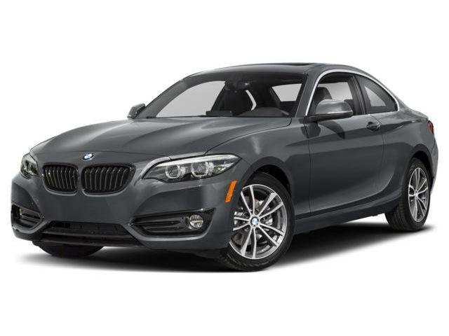 2018 BMW 230 i xDrive (Stk: N18597) in Thornhill - Image 1 of 9