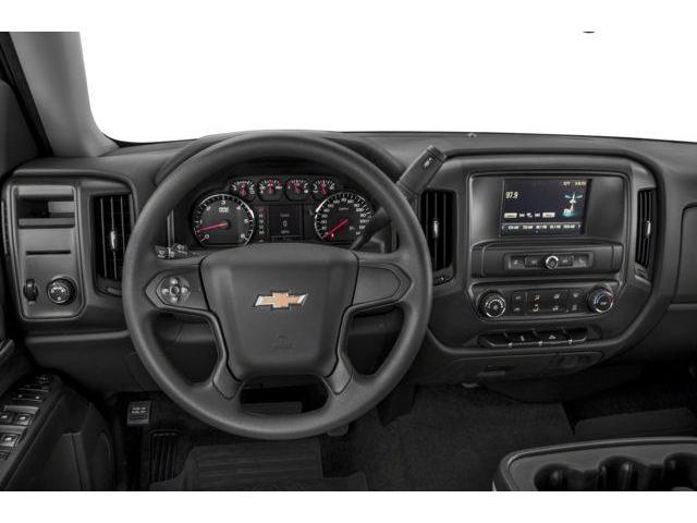 2018 Chevrolet Silverado 1500 Silverado Custom (Stk: T8K089) in Mississauga - Image 9 of 14