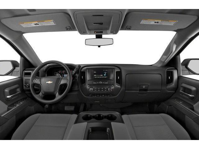 2018 Chevrolet Silverado 1500 Silverado Custom (Stk: T8K089) in Mississauga - Image 10 of 14