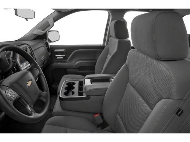 2018 Chevrolet Silverado 1500 Silverado Custom (Stk: T8K089) in Mississauga - Image 11 of 14