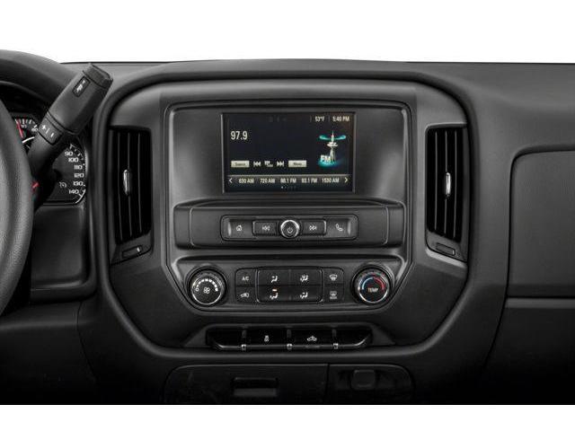 2018 Chevrolet Silverado 1500 Silverado Custom (Stk: T8K089) in Mississauga - Image 12 of 14